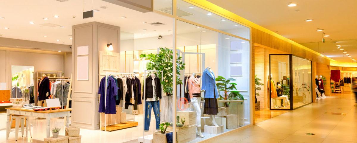 Nettoyage de commerce et magasin en centre commercial rennes nantes