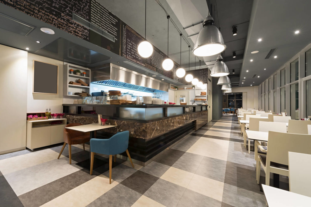 Nettoyage et entretien de restaurant bar bistrot after work rennes nantes