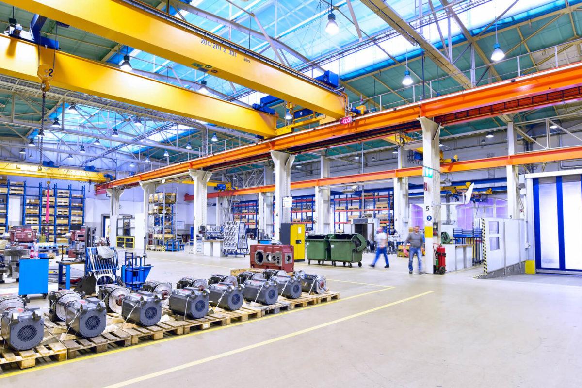 Nettoyage d'usine et de locaux industriel rennes nantes